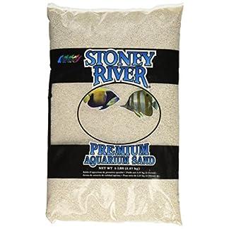 Stoney River White Aquatic Sand Freshwater and Marine Aquariums, 5-Pound Bag 8