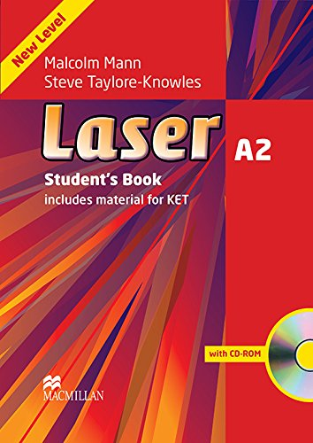 LASER A2 Sts Pack