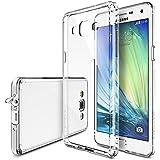 Galaxy A5 Coque, Ringke FUSION [CRYSTAL VIEW]Chocs TPU Protection Pare-Chocs Goutte[GRATUIT Protecteur d'écran]Clairdes Effacer dur Retour[Anti-Statique][Résistant Aux Rayures] pour Samsung Galaxy A5