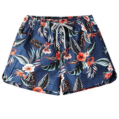 Hochwertige Männer Stylische Nylon Herren Shorts Schwimmen Freizeit Wassersport Beach Hose,Schnelltrocknende Strandhose lose 5 XXXL (Moving Comfort Hose)
