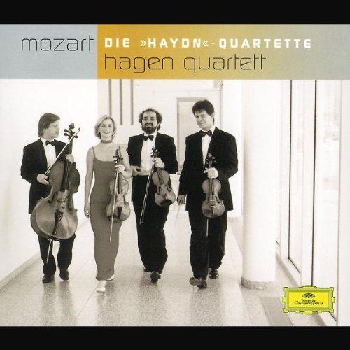 Set Mozart Box (Streichquartette)