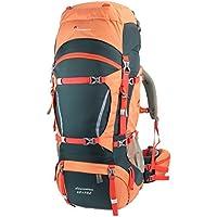 Mountaintop 65L+10 Zaino Trekking Impermeabile Escursionismo montagna campeggio alpinismo viaggio