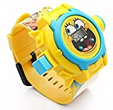 JINKRYMEN New Spongebob Projector Toy Watch with 24 Images