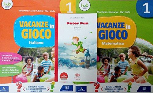 Vacanze in gioco. Italiano. Per la Scuola elementare. Con e-book. Con File audio per il download: 1