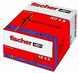 Fischer KD4B - Rosca de anclaje (caja de 10 unidades)