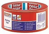 Tesa Bodenmarkierungs- und Warnband (50 mm x 33 m)