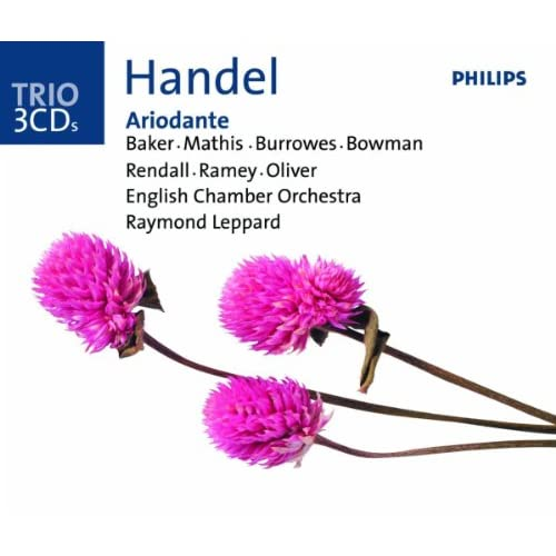 "Handel: Ariodante HWV 33 / Act 1 - ""Si godete al vostro amor"""