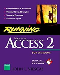 Running Microsoft Access 2 for Windows (Au Quotidien)