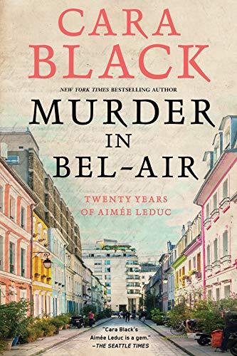 Murder in Bel-Air (An Aimée Leduc Investigation Book 19) (English Edition)