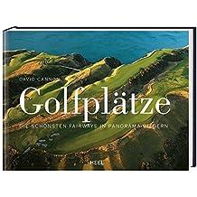 Golfplätze. Die schönsten Fairways in Panorama-Bildern