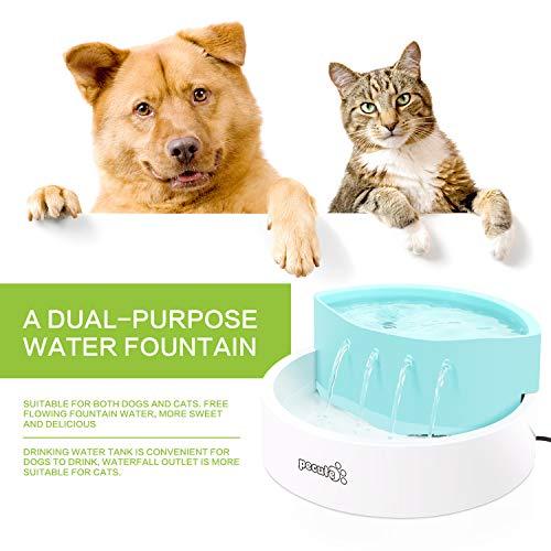 Zoom IMG-3 pecute fontana per gatto 45db