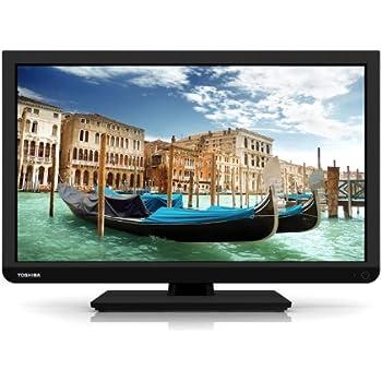 Toshiba 22L1333G 55 cm (22 Zoll) Fernseher (Full HD, Twin Tuner)