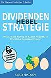 Dividenden Hebel Strategie: Wie Sie Die Richtigen Aktien Auswählen Und Hohe Renditen Erzielen