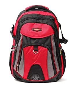 Comfii Bags & Luggage Cosmos 6051 Laptop Backpack Red