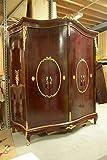 Barock Kleider- Schrank Antik Stil Louis XV MoBdNoLu07634So