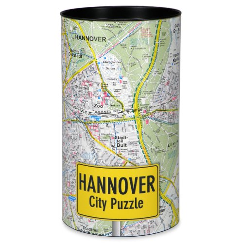 Extragoods City Puzzle - Hannover