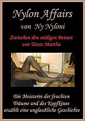 Zwischen den seidigen Beinen von Tante Martha: Ein unglaubliches Geschenk zum 18. Geburtstag