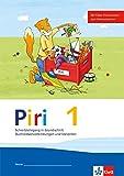 Piri 1: Schreiblehrgang Grundschrift Klasse 1 (Piri. Ausgabe ab 2014)