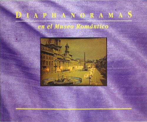 Diaphanoramas en el Museo Romántico