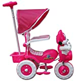 Tricycle Pink 86*64*33 cms 1-3 yrs W/Sha...