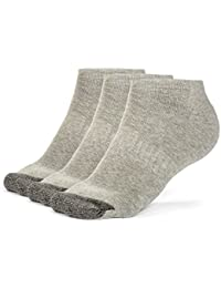 GOMY hombres 6 PACK deportes calcetines de algodón calcetines de corte bajo corriendo - tamaño 38-48 JNgBnySLS