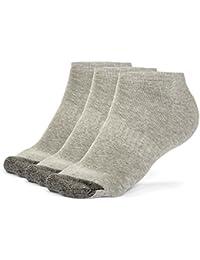 GOMY hombres 6 PACK deportes calcetines de algodón calcetines de corte bajo corriendo - tamaño 38-48