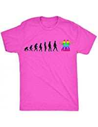 8TN Evolution of Dance - Floss - Black Print Unisex-Children T Shirt