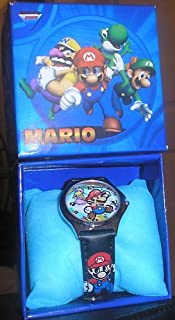 SUPER MARIO WATCH WITH GIFT BOX BLUE STRAP (B00478UQZU) | Amazon price tracker / tracking, Amazon price history charts, Amazon price watches, Amazon price drop alerts