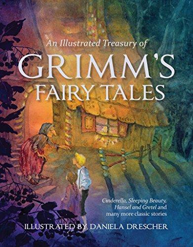 Illustrated Treasury of Grimm's Fairy Tales