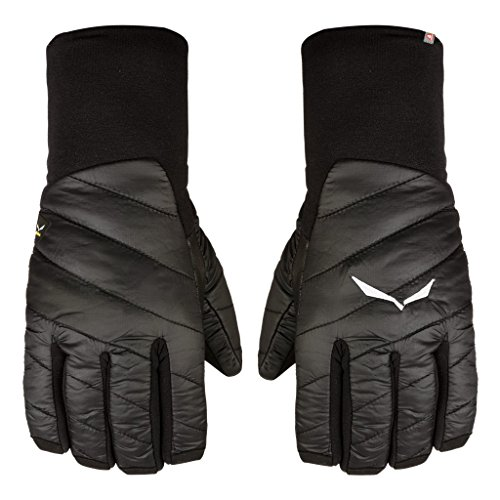 Salewa Damen ORTLES 2 Primaloft Gloves Handschuhe, Black Out, S