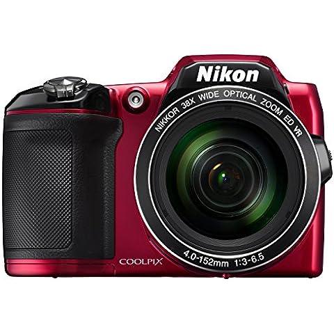 Nikon Coolpix L840 - Cámara digital 16 Megapíxeles