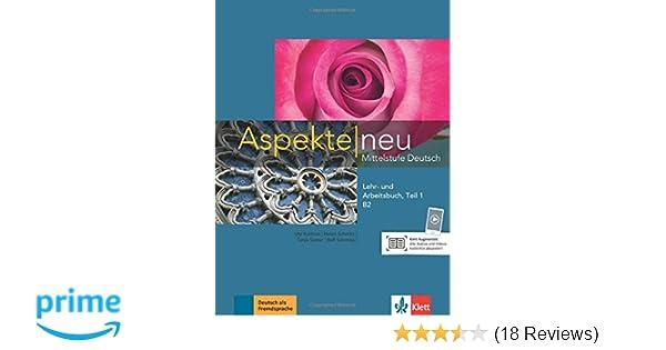 Aspekte Neu B2 Mittelstufe Deutsch Lehr Und Arbeitsbuch Mit Audio