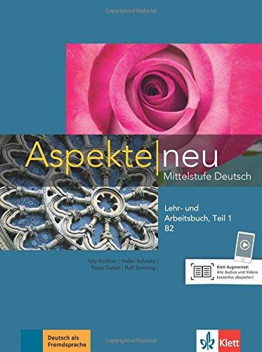 Aspekte Neu B2, Livre Eleve + Cahier (Volume 1)
