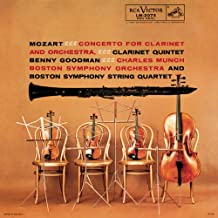 Mozart: Clarinet Concerto In A Major K.622 & Clarinet Quintet In A Major K.581