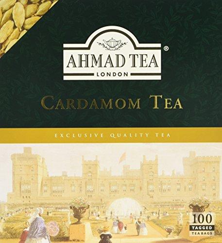 Ahmad Tea Cardamom Tea - 100 Teabags