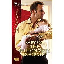 Baby On The Billionaire's Doorstep (Silhouette Desire) by Emily McKay (2008-04-08)