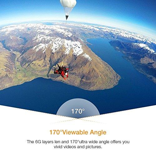 Zoom IMG-2 apeman action cam full hd