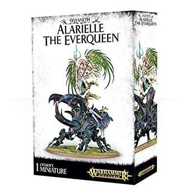 Alarielle the Everqueen - Sylvaneth 92-12 - Warhammer Age of Sigmar