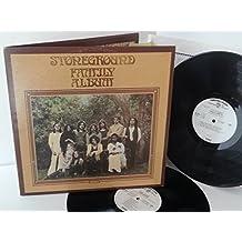 STONEGROUND family album WHITE LABEL PROMO COPY 2ZS 1956