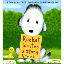 Rocket Writes a Story (English Edition)