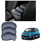 #5: Vheelocityin No Stress Soft Arm Rest Console Cushion For Maruti Suzuki Ignis