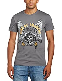 Sons of Anarchy - Camiseta de manga corta para hombre