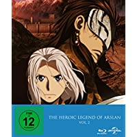 The Heroic Legend of Arslan Vol. 2/Episoden 14-25