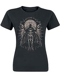 Batman Must Become The Bad T-shirt Femme noir
