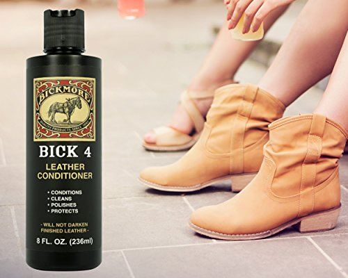 Leather Conditioner - Bick 4 by Bickmore since 1882 4