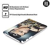 Head Case Designs Officiel Robbie Williams Tatouage d'amour Calendrier Étui Coque D'Arrière Rigide pour Samsung Galaxy Tab A 10.5 (2018)