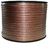 Bobine de câble de haut-parleur 2 x 1,5 mm² 50 m