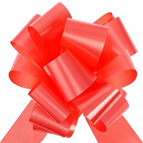 CHAL–10Grandes Lazos automáticos Rojo