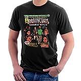 Browncoats Big Damn Heroes Firefly Serenity Comic Book Mens T-Shirt