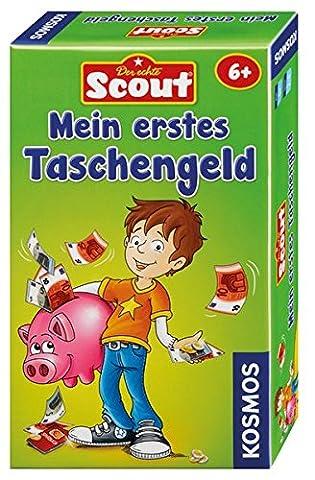 KOSMOS Spiele 710552 - Scout - Mein erstes Taschengeld
